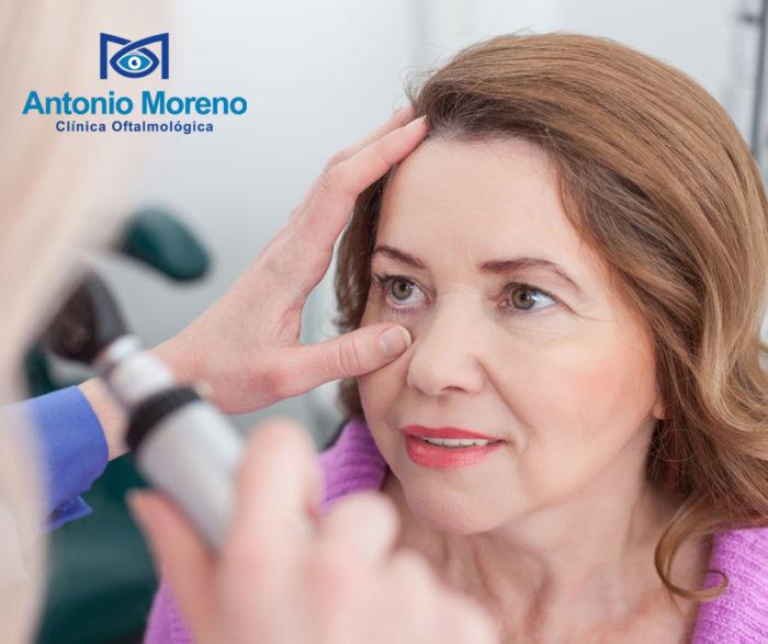 cirugía vista cansada Málaga